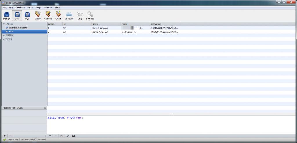 SQLiteManager_Database