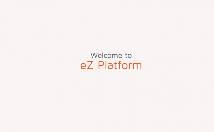 welcome_to_ezplatform